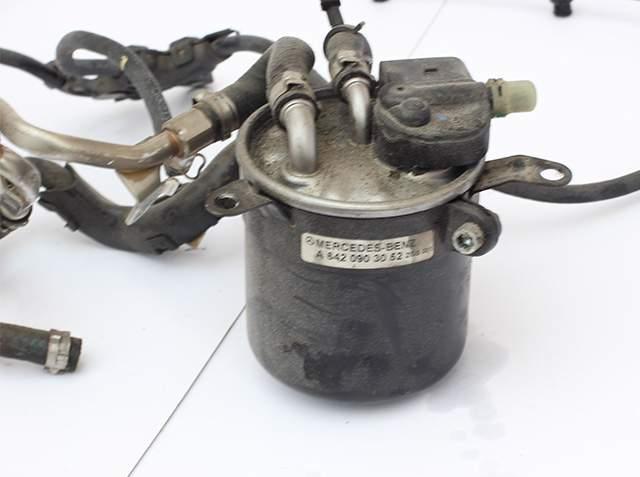 Топливопроводы для двигателя ом642 от Мерседес А 642 090 30 52 второе изображение