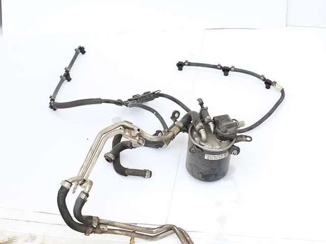 Топливопроводы для двигателя ом642 от Мерседес А 642 090 30 52