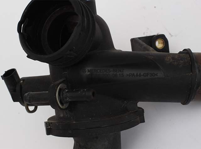 Термостат двигателя Мерседес ом651 А 651 200 06 05 второе изображение