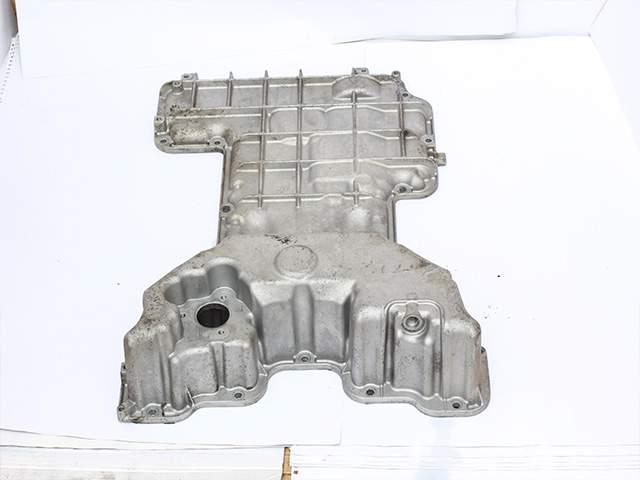 Поддон двигателя Мерседес sl500-e500-cls500 А 113 014 10 03 третье изображение