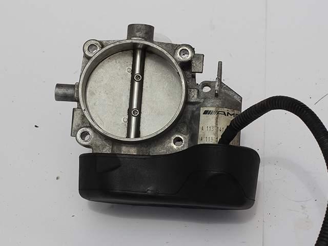 Дроссельная заслонка двигателя Мерседес m113k А 113 141 01 25