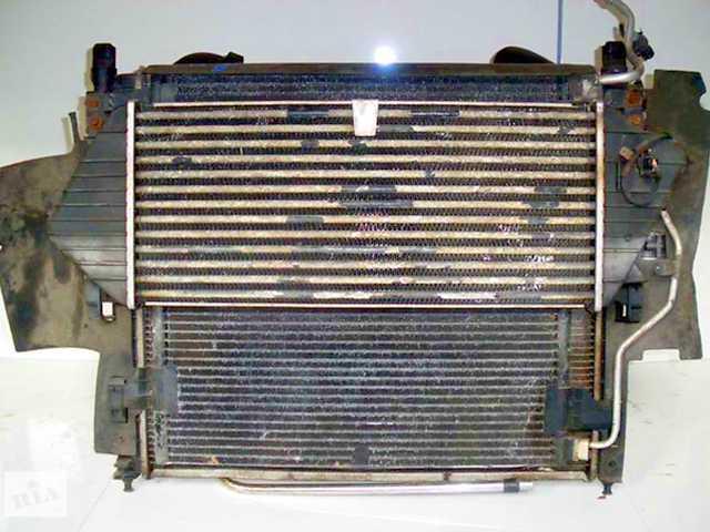 Радиатор Mercedes ML-Class W163 1997-2005