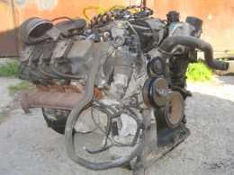 Двигатель Мерседес M113.942 ML430 E430