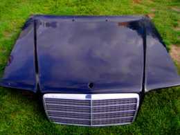 Капот Mercedes E-Class w124 1986-1995